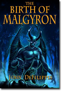 Birth Of Malgyron cover