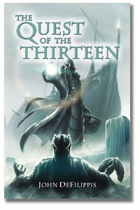 The Quest Of The Thirteen Cover